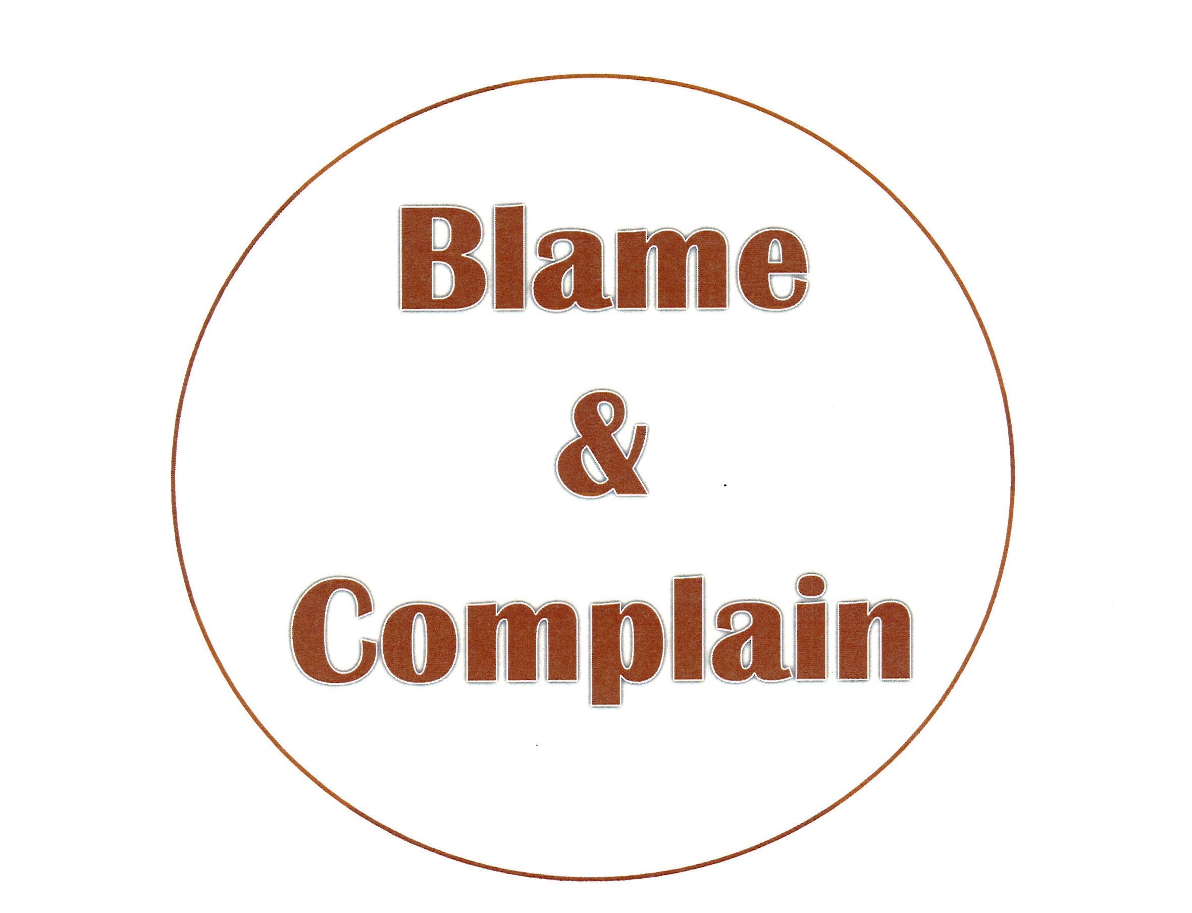 Don T Wear The Blame Complain T Shirt Michael Perry