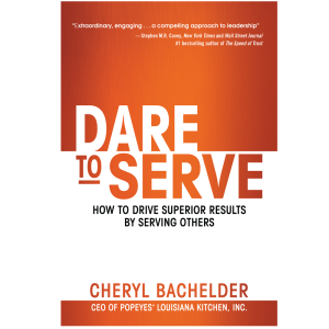 Dare to Serve Book Photo